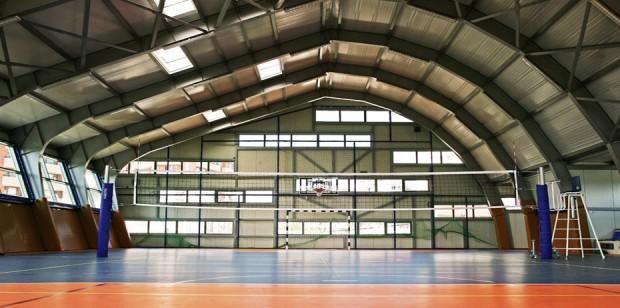 Спортна зала – Арена Исаев